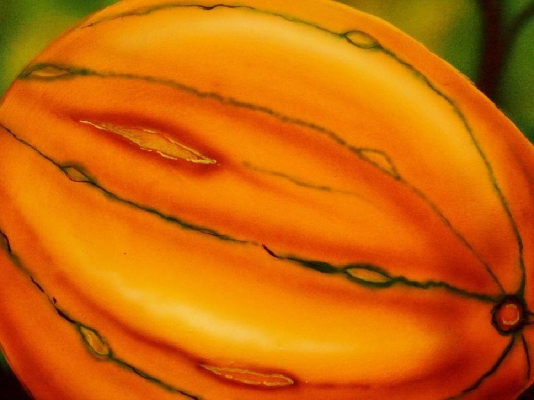 Latin American Art Fernando Montoya Realism Vegetables - 8