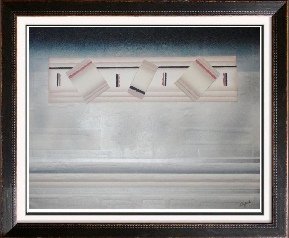 Abstract Collage Ltd Ed - Only $20 Signed Art Sale