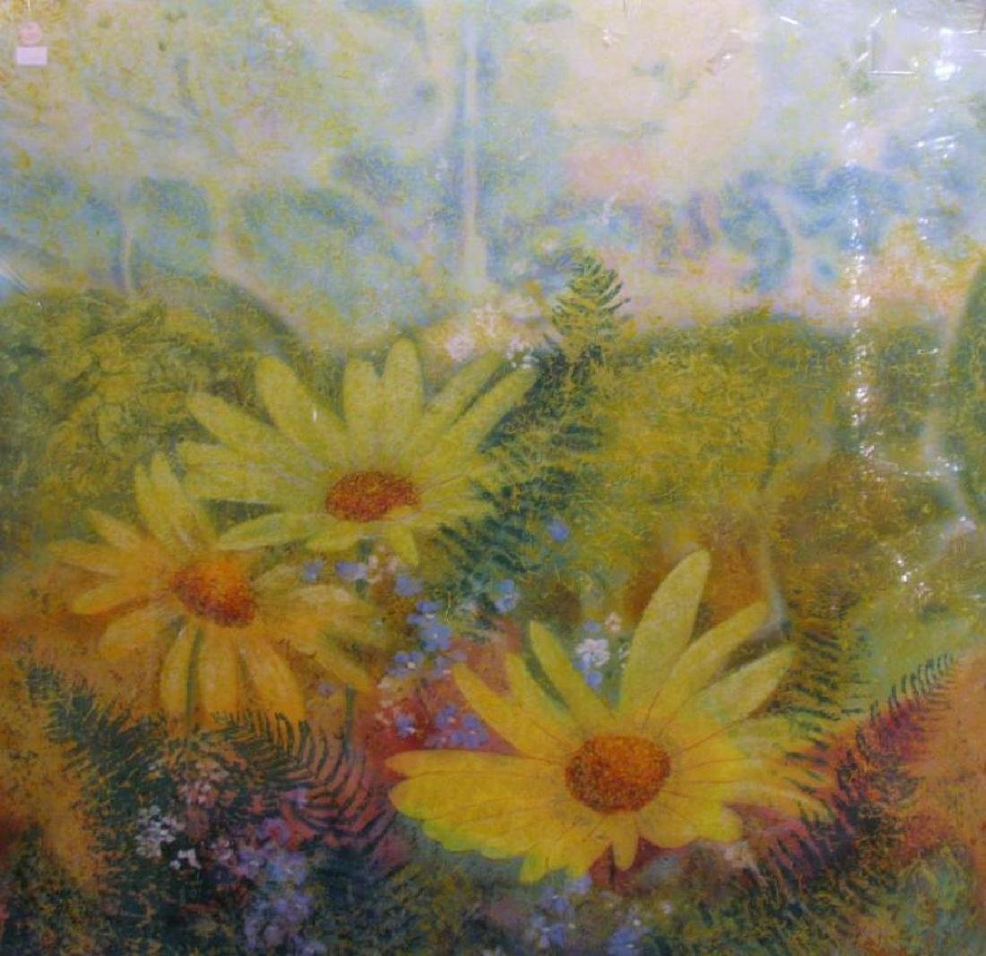 Sunflowers Signed Sung Limited Edition Sale - 2