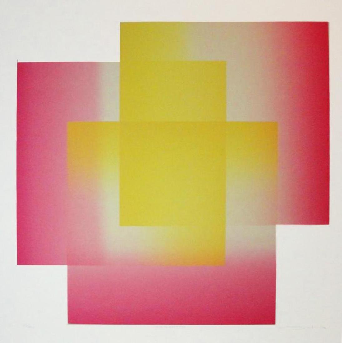 Abstract Geometric Limited Edition Modern Art Sale
