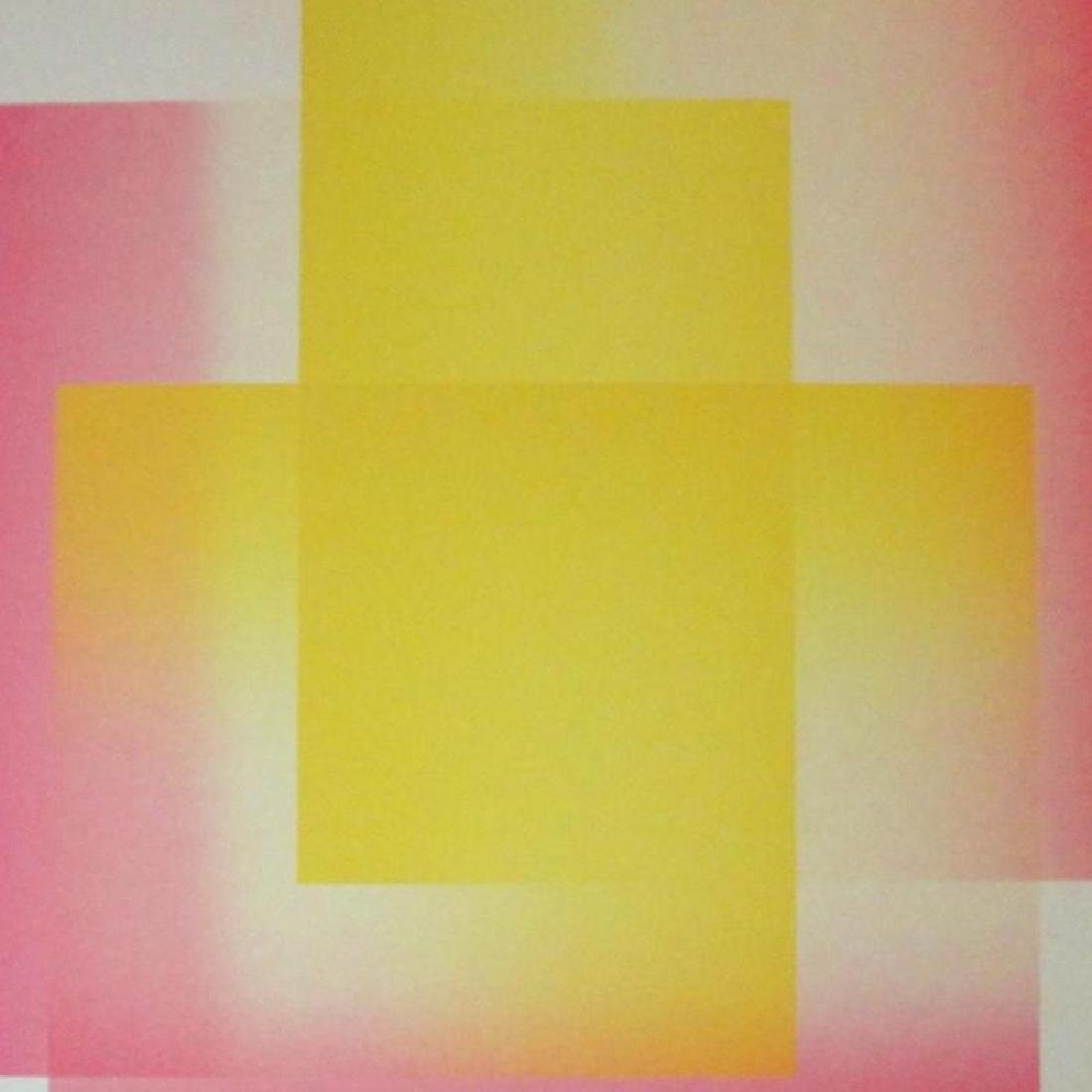 Abstract Geometric Limited Edition Modern Art Sale - 2