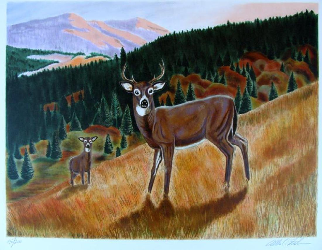 Mother Doe Hunting Signed Ltd Ed Dealer Liquidation