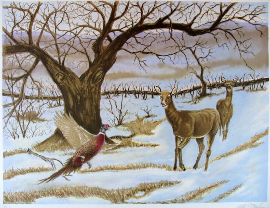Landscape Impressionism Dealer Liquidates Ltd Ed Art