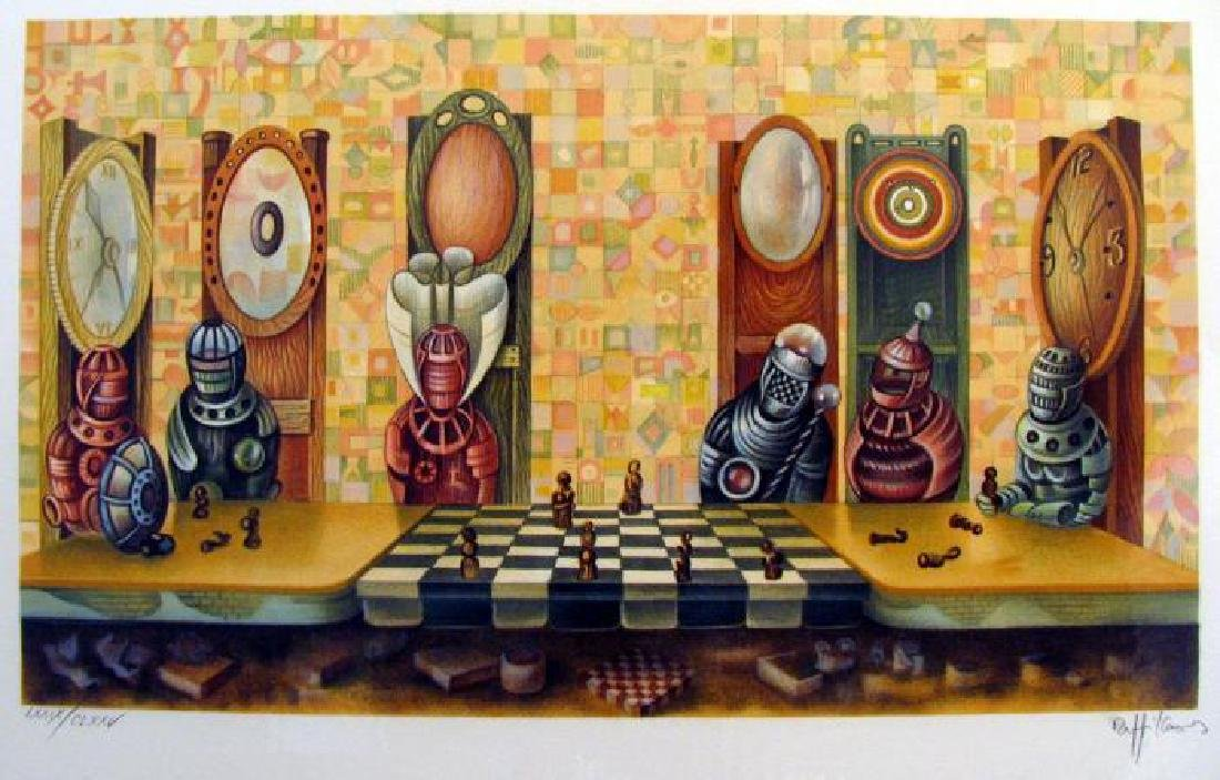 CHESS LOVERS GREAT LIMITED EDITION ONLY $50 SALE