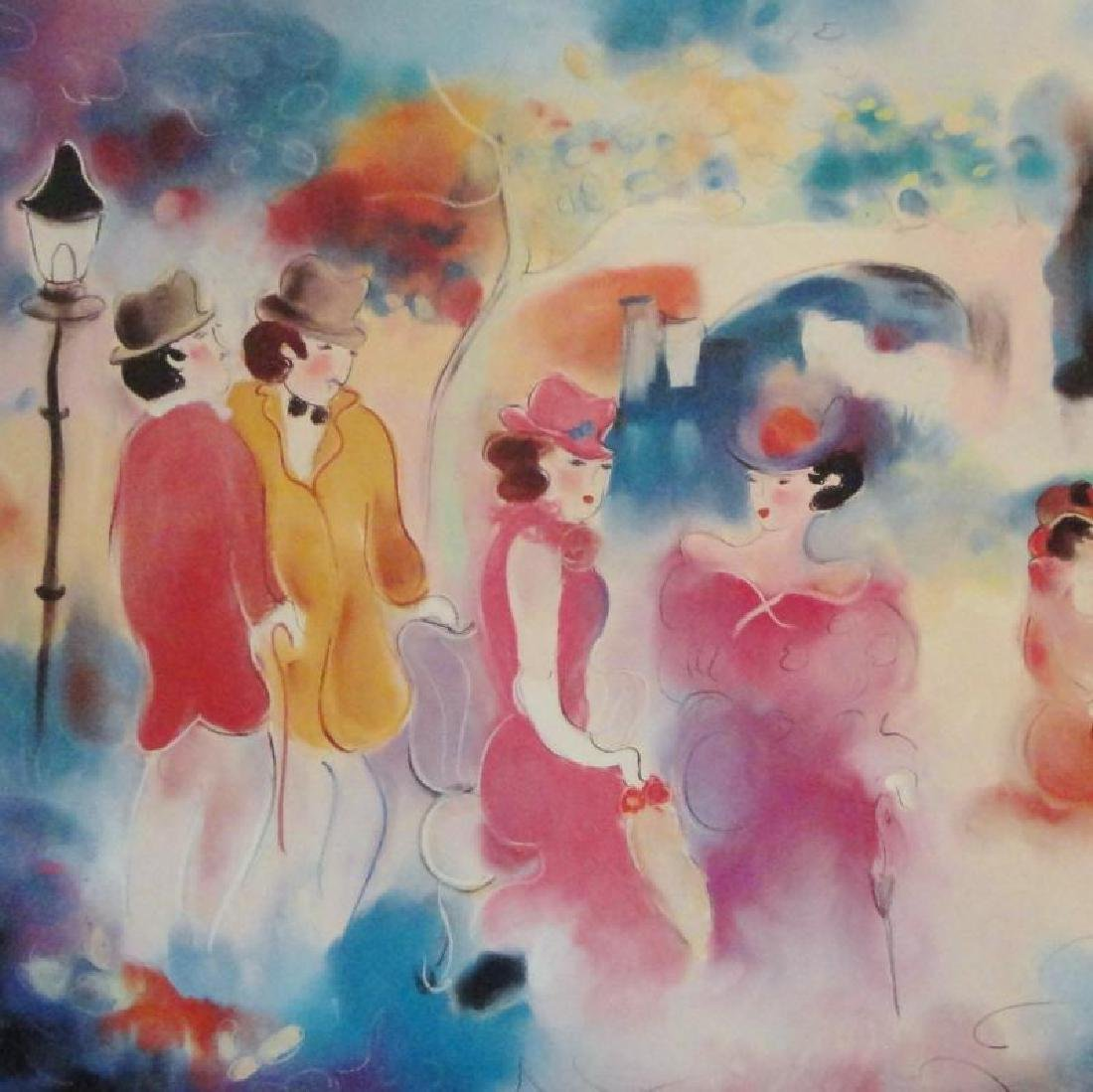 Zule Tarkay-Style Large Print Colorful Sale - 2