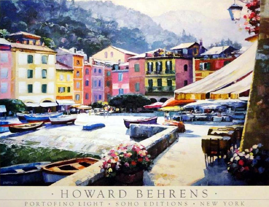 Portofino Light Howard Behrens Poster - 2