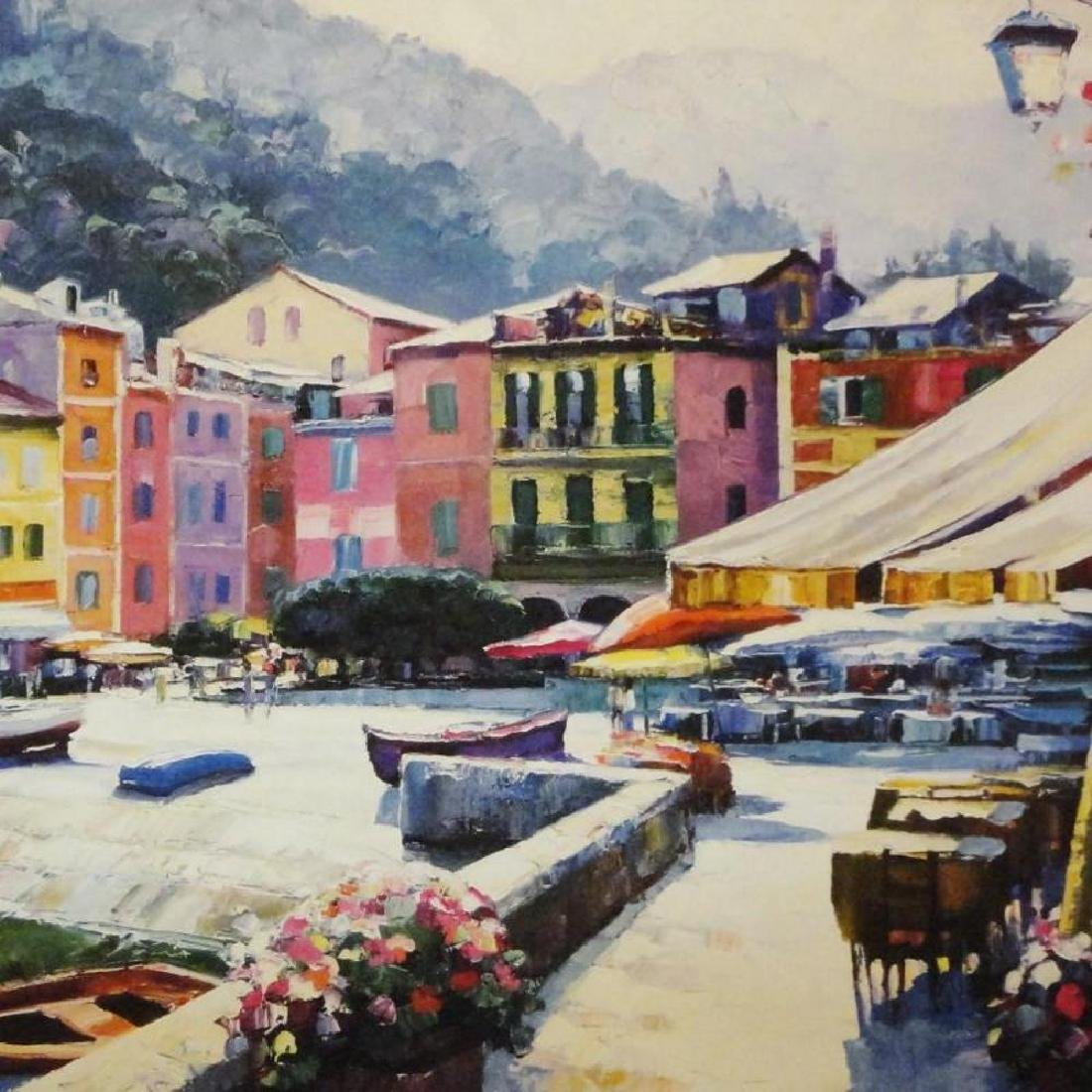 Portofino Light Howard Behrens Poster - 3