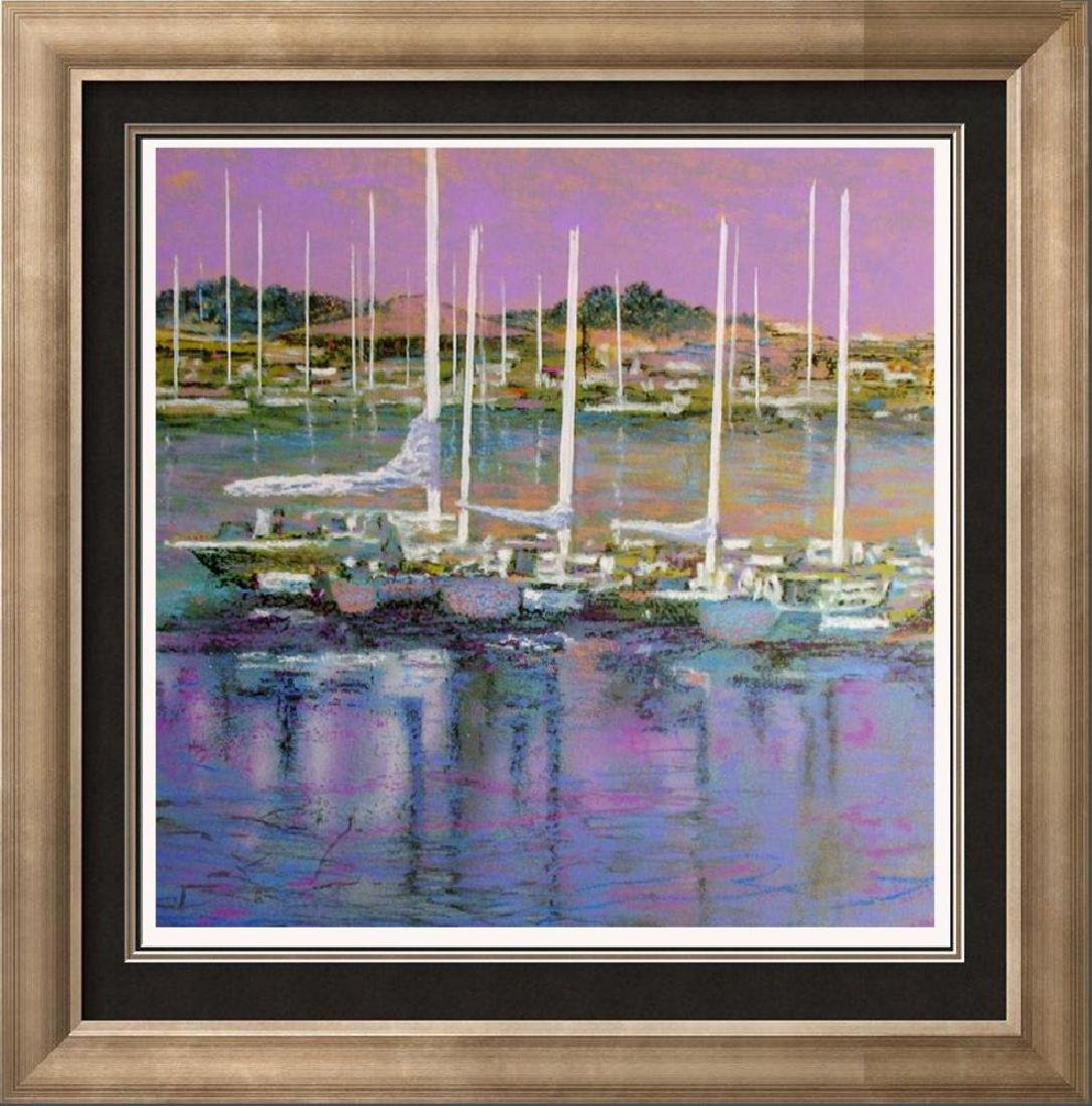 CALDWELL FANTASTIC Colorful Watercolor Style LARGE LTD