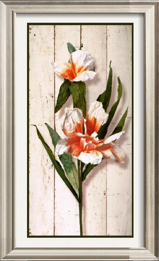 Panel Floral Huge 90X45 Giclee Canvas Dealer Sale