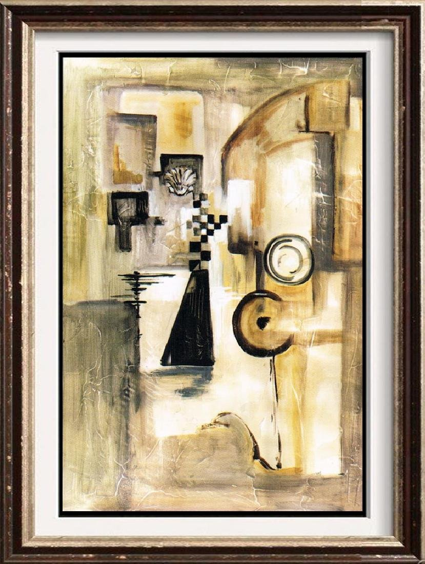 Neum Collection Abstract I Giclee on Canvas  88 x 57