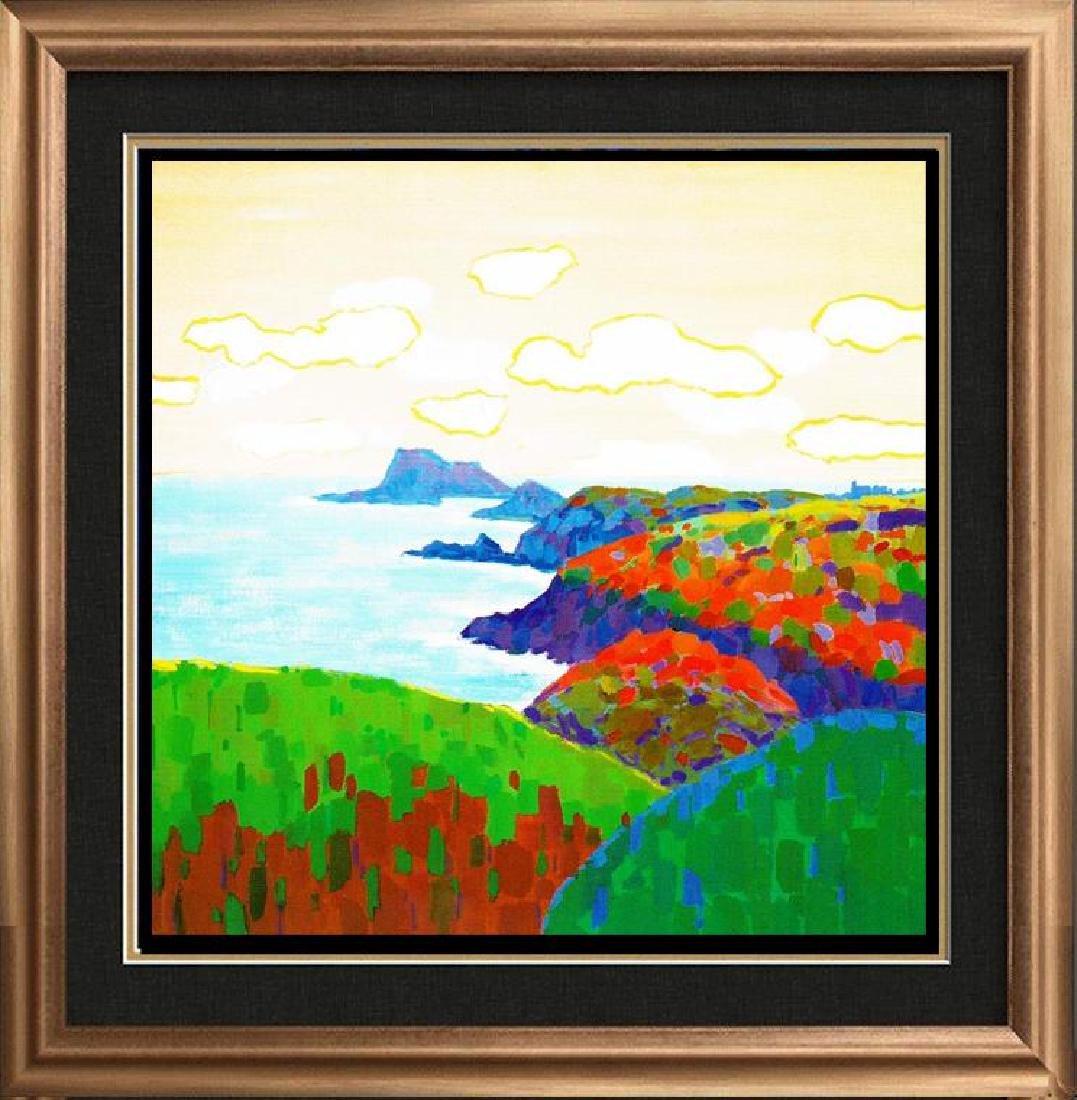 Landscape Colorful Canvas Giclee Dealer Sale