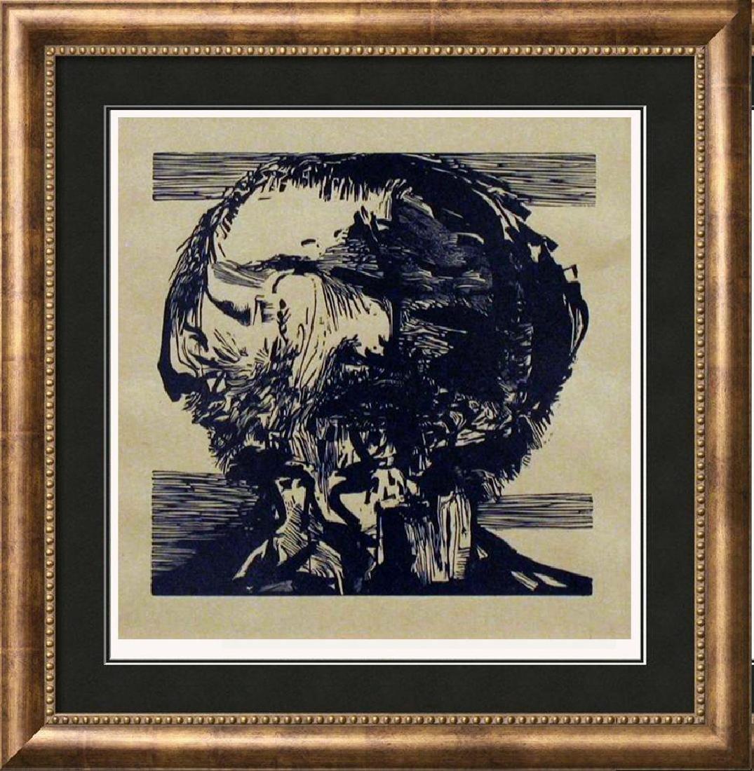 19th Century Museum Artist Leonard Baskin Limited