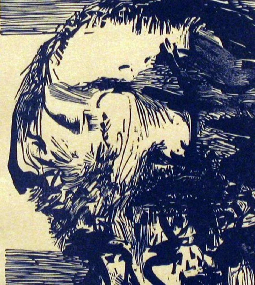19th Century Museum Artist Leonard Baskin Limited - 3