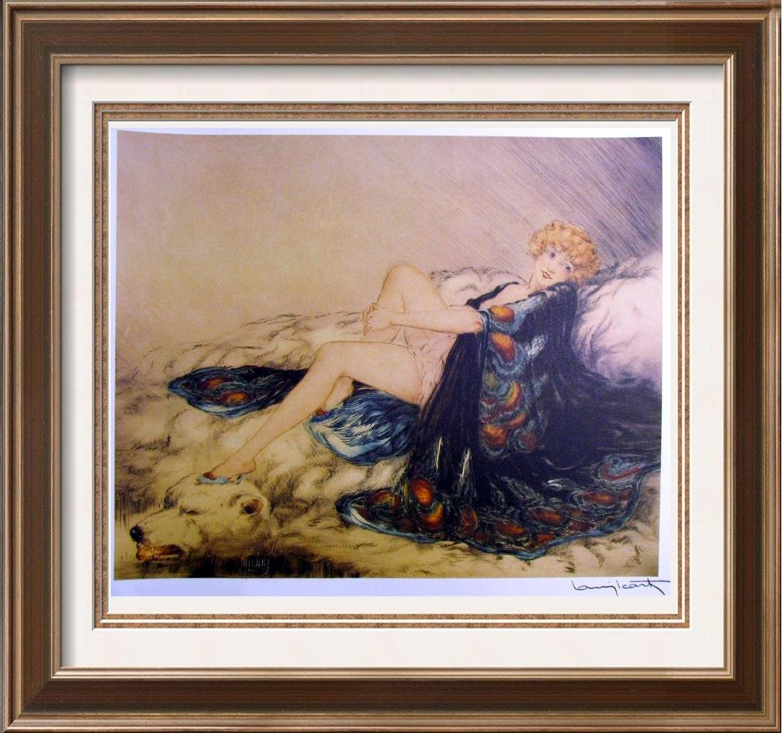 Louis Icart Huge Sale Fine Art Liquidation Deco