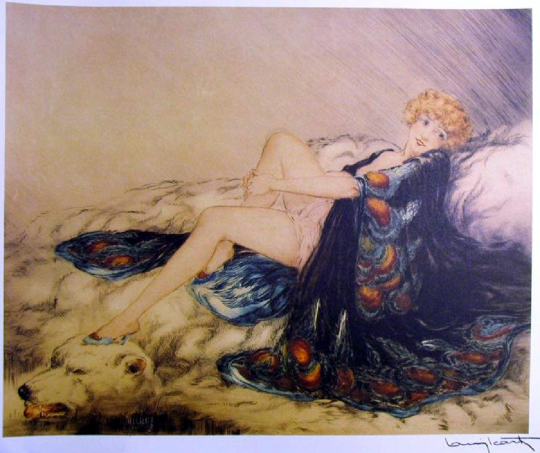 Louis Icart Huge Sale Fine Art Liquidation Deco - 2