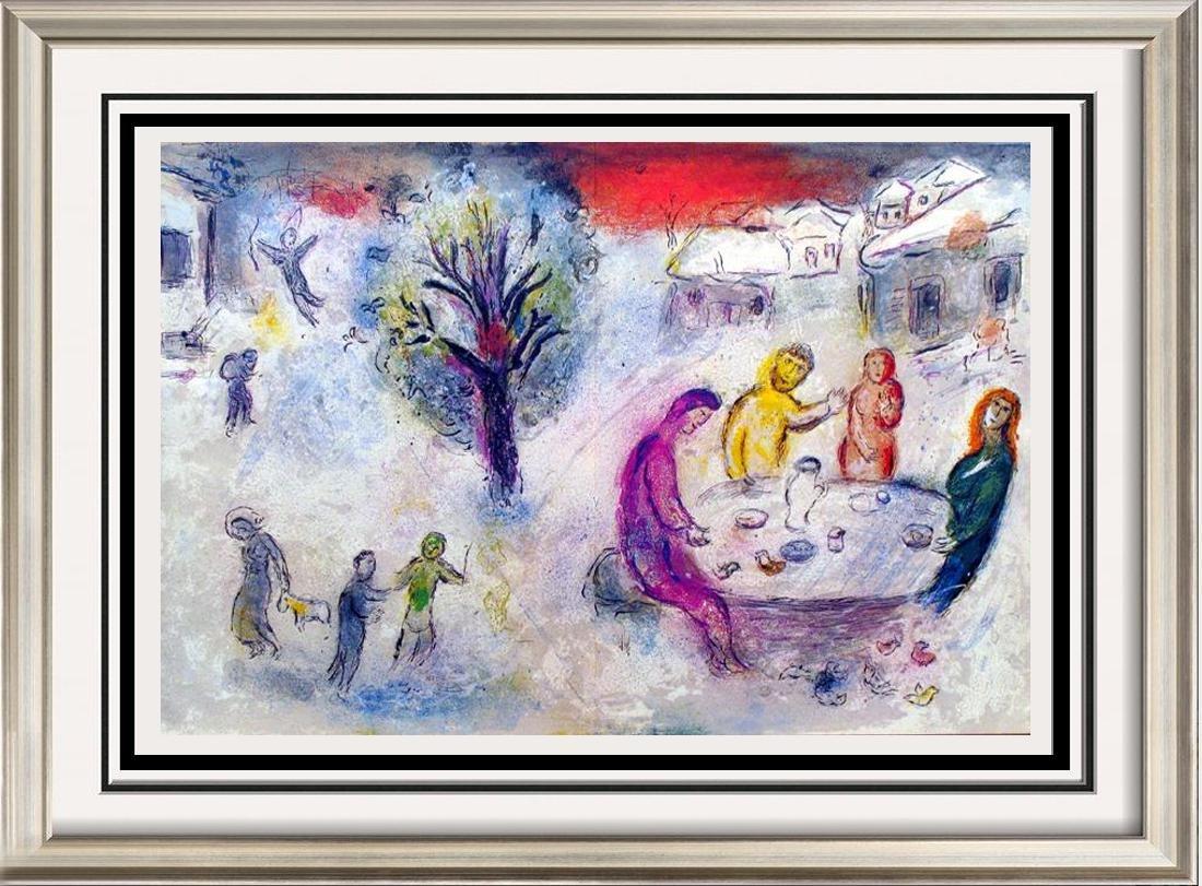 "Art4Sale.Com Marc Chagall ""After"" Lithograph Dealer"