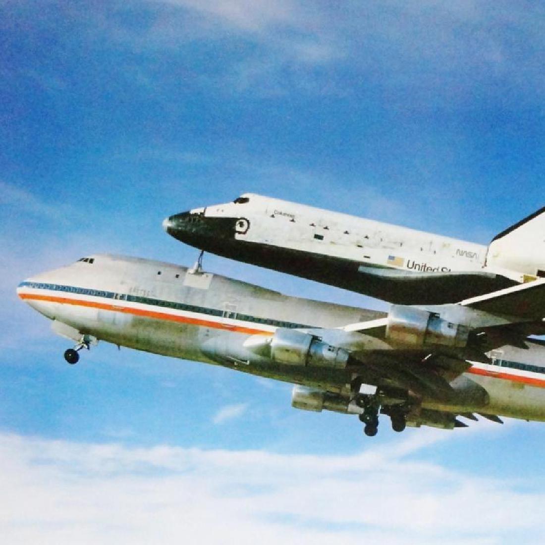 NASA 1983 Wizard & Genius Art Print Aviation - 2