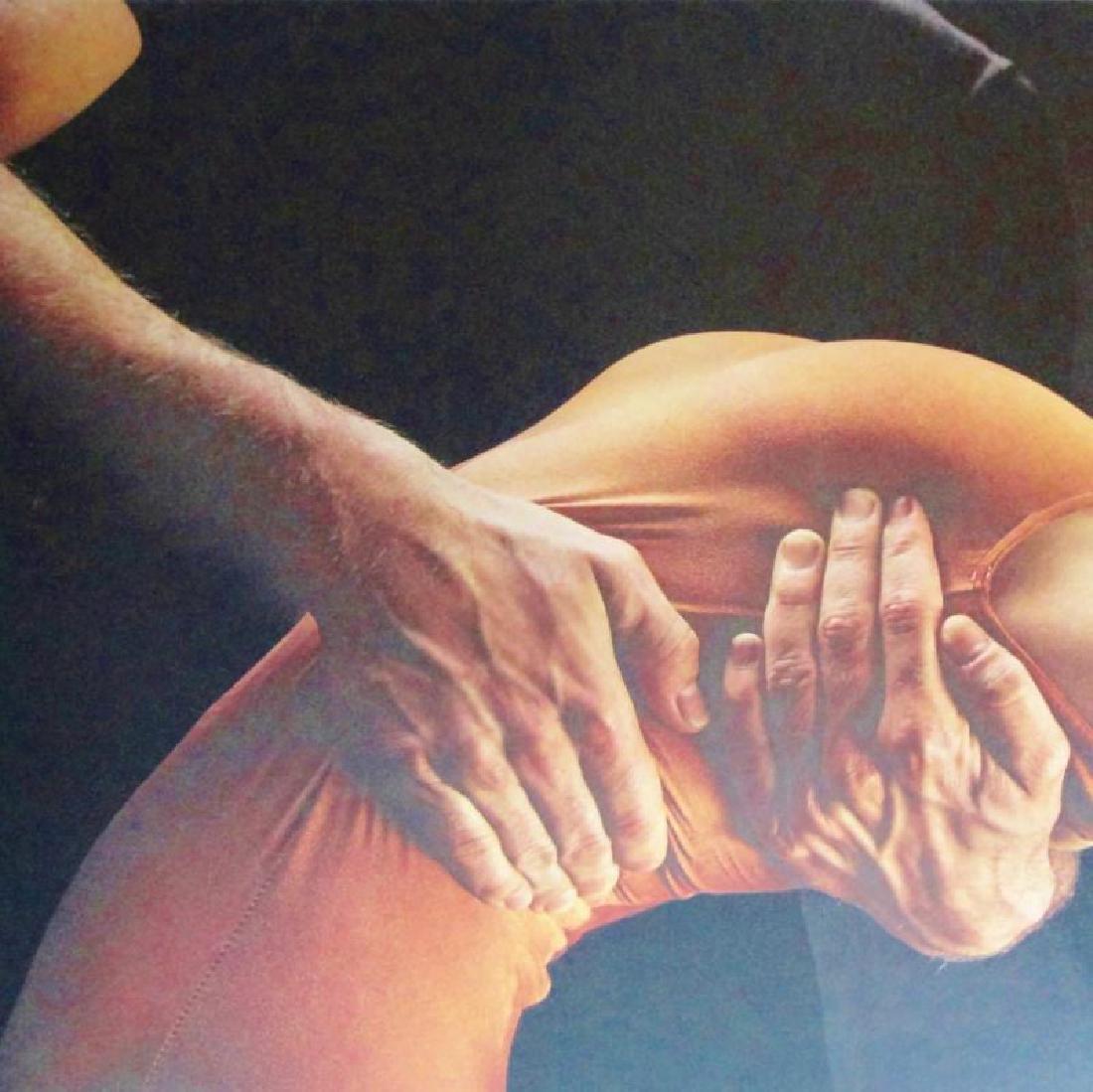 Long Beach Museum Of Art Edwards Dance Print - 3