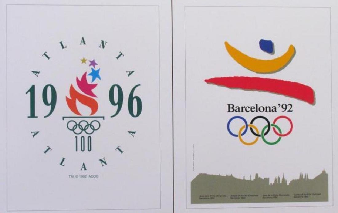 Collection of 24 Official Olympic Print Set Awesome - 5
