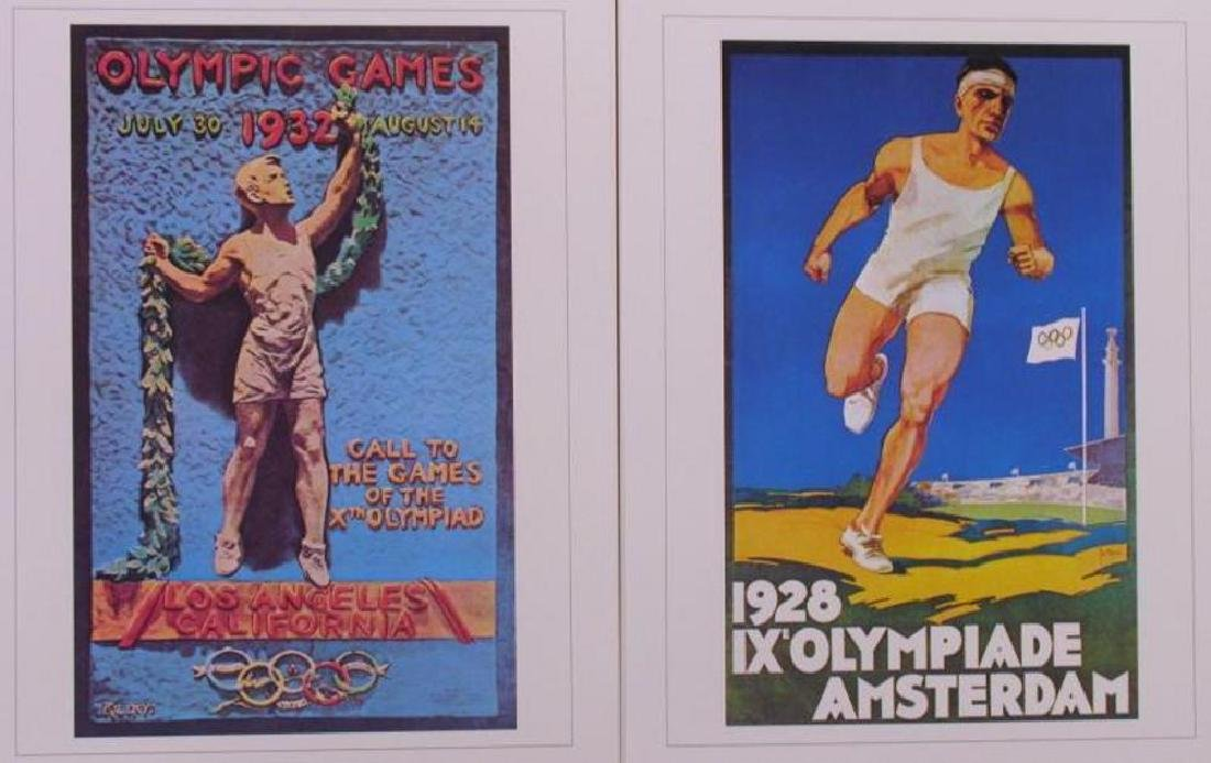 Collection of 24 Official Olympic Print Set Awesome - 9