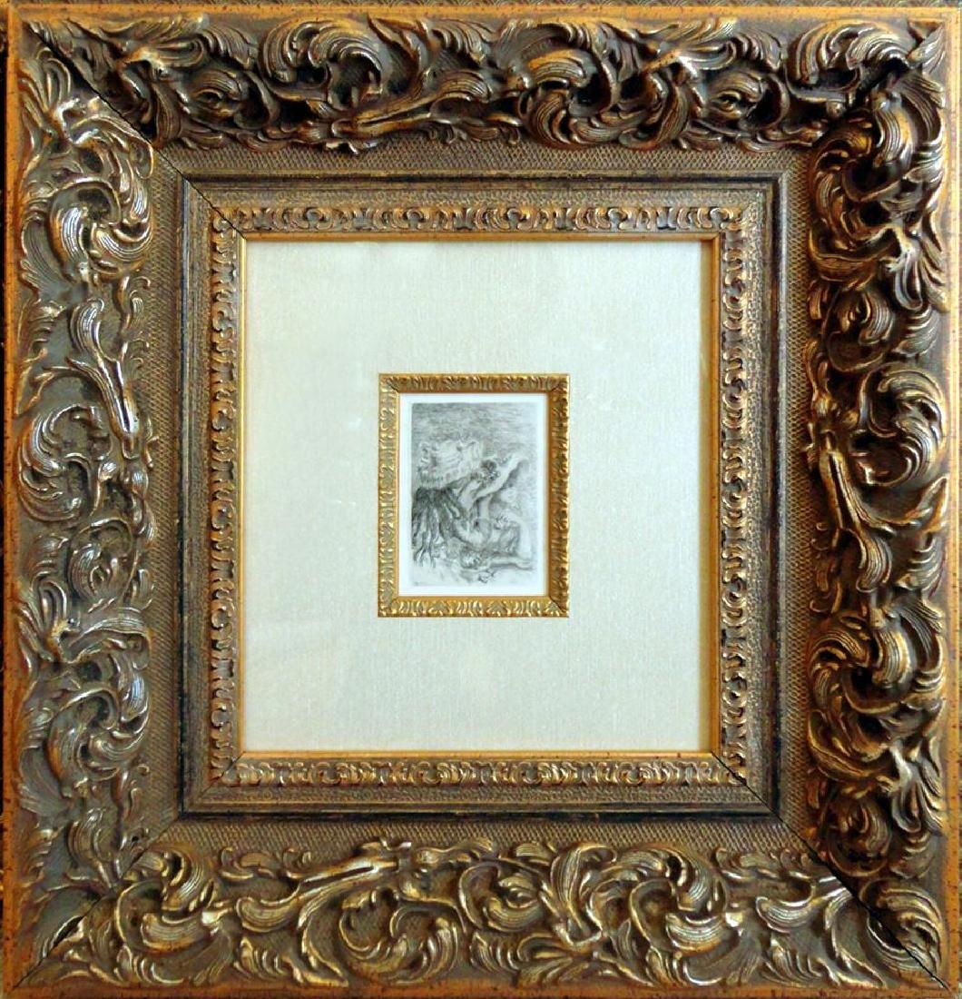 Pierre Auguste Renoir Le Chapeau Epingle Ref; Stella 6