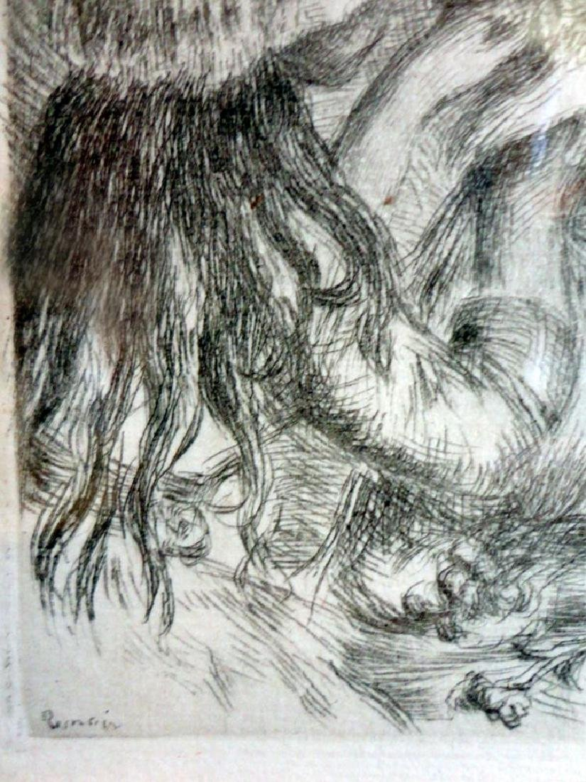 Pierre Auguste Renoir Le Chapeau Epingle Ref; Stella 6 - 4