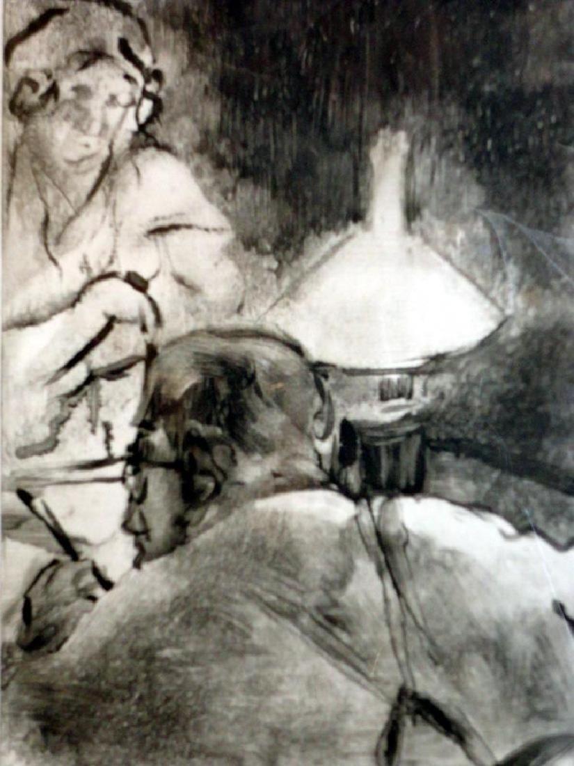 Edgar Degas Lecture Ref; Adhemar 274-276, Skira 58, - 4