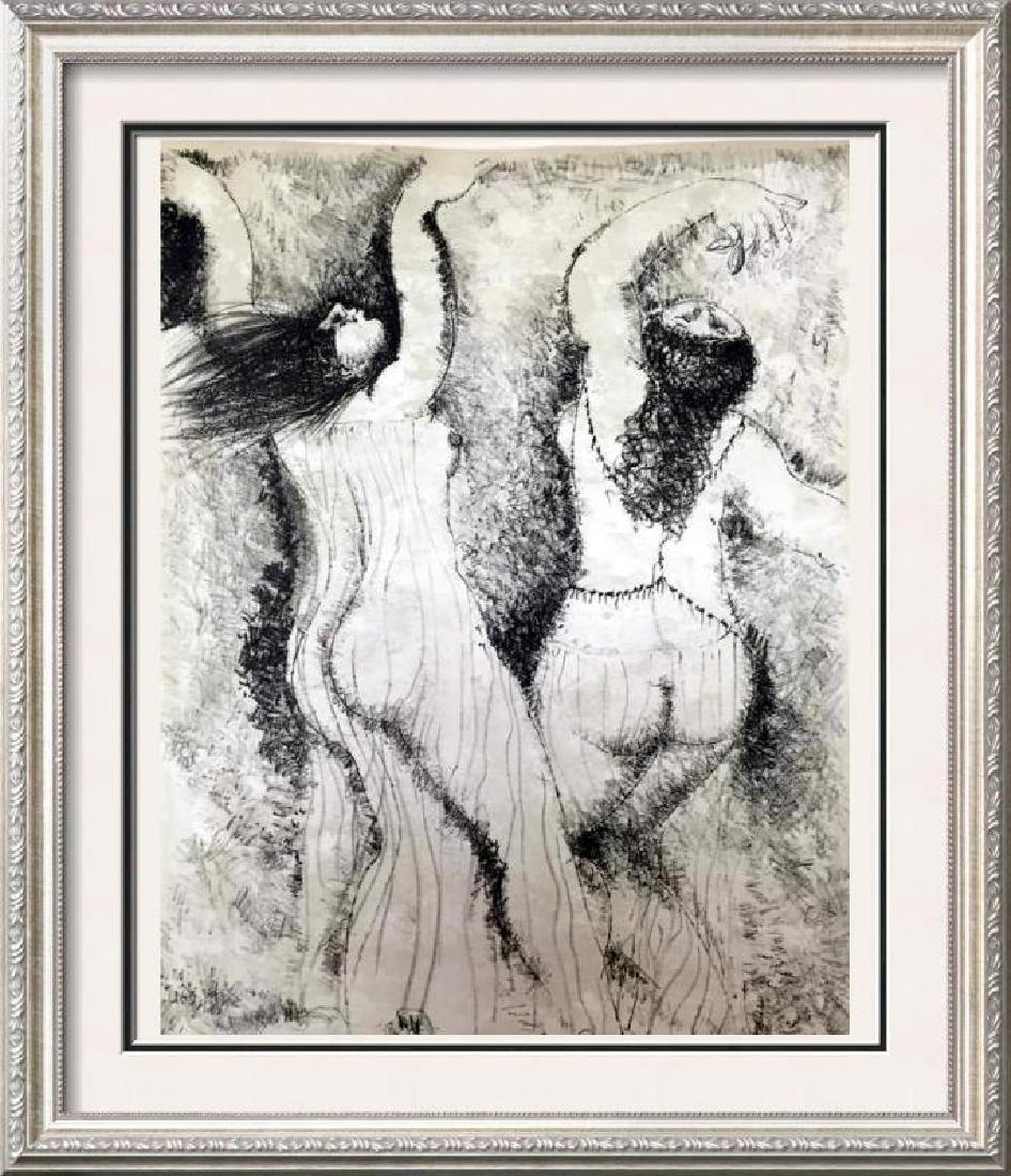Federico Richi Plate Twenty-Four The Art of Love c.1970