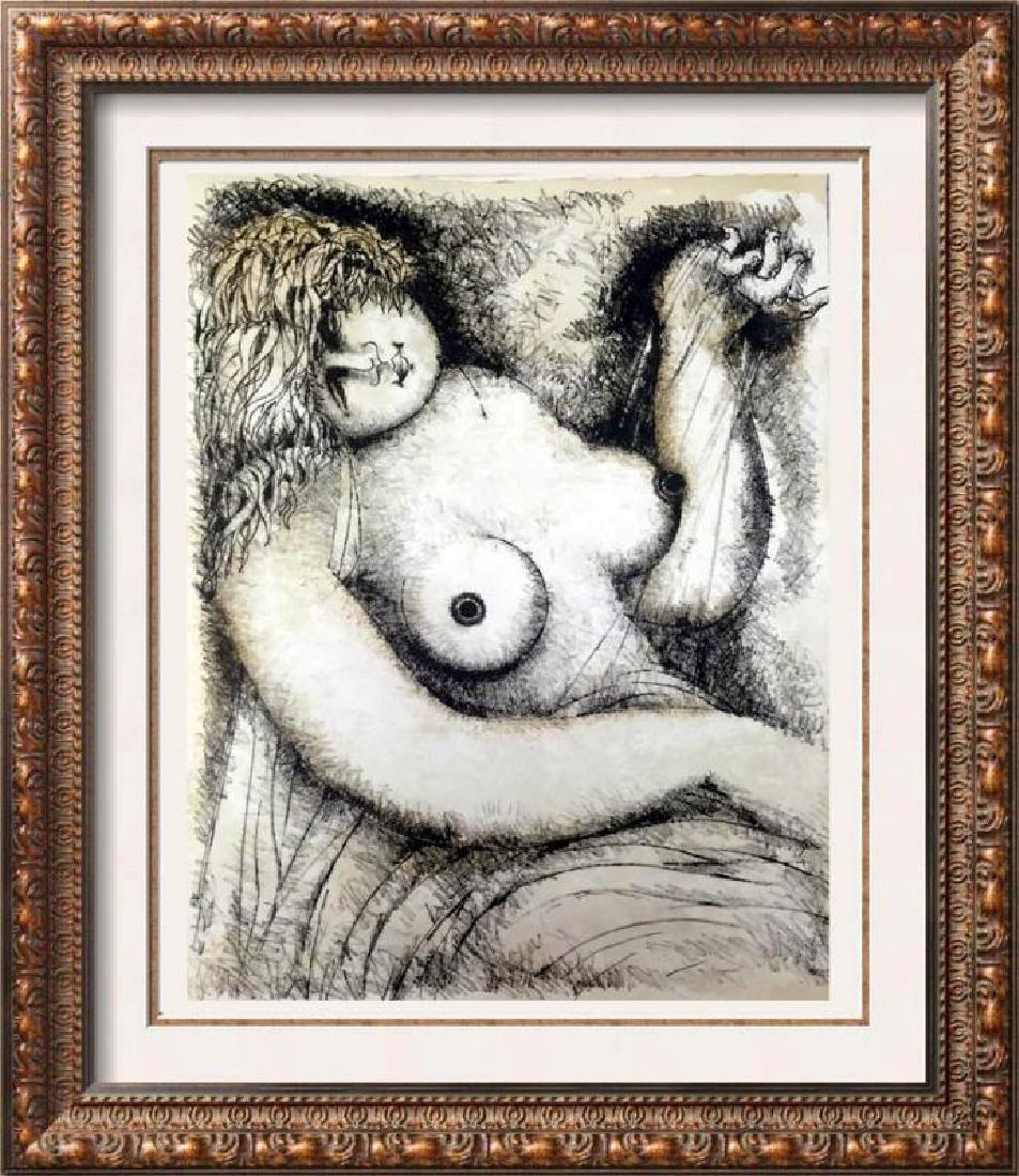 Federico Richi Plate Twenty-Five The Art of Love c.1970