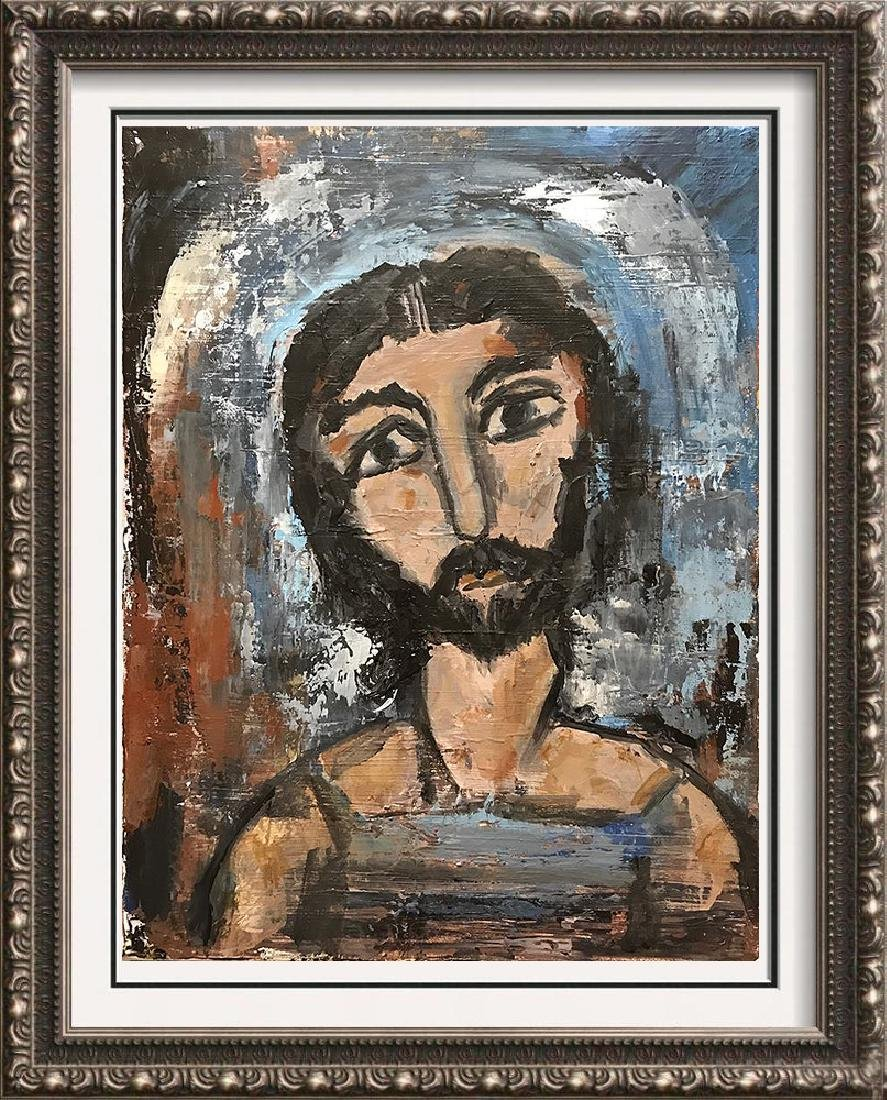 All For You Jesus Original Painting Canvas