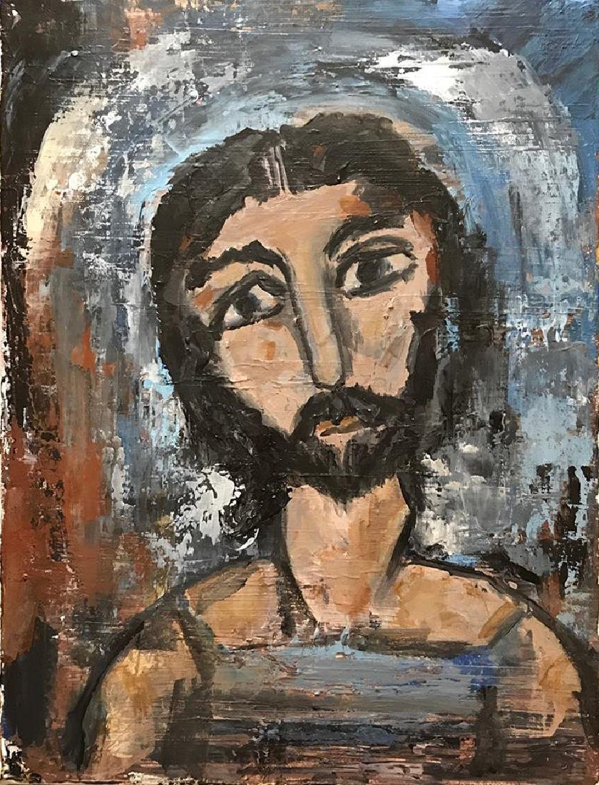 All For You Jesus Original Painting Canvas - 2