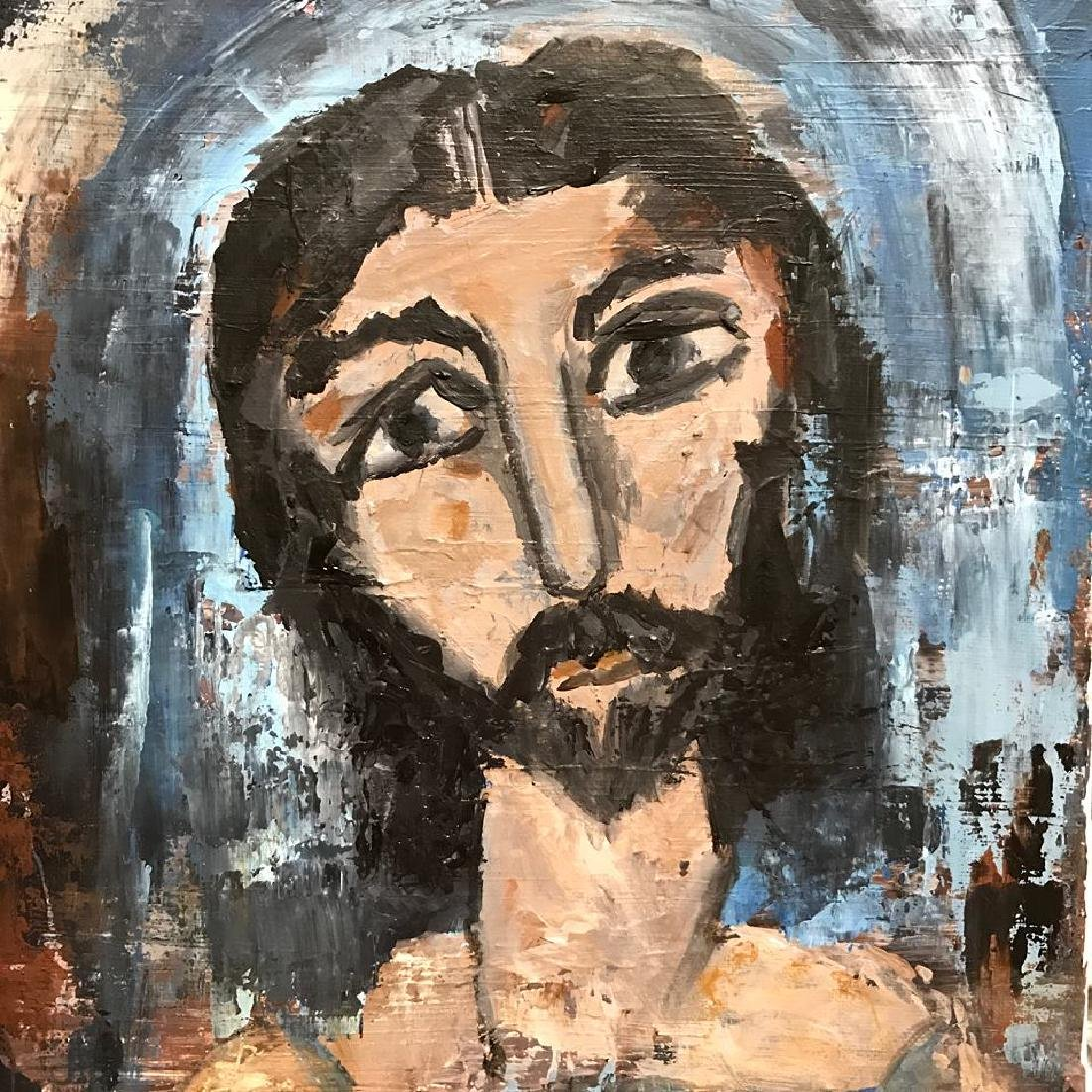 All For You Jesus Original Painting Canvas - 3