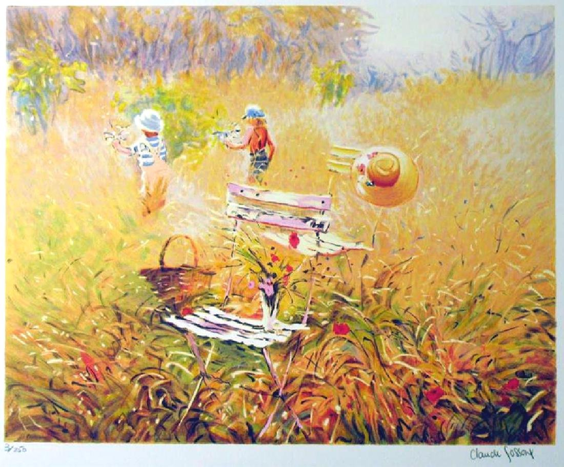 Impressionism Colorful Signed Limited Ed LIQUIDATION - 2