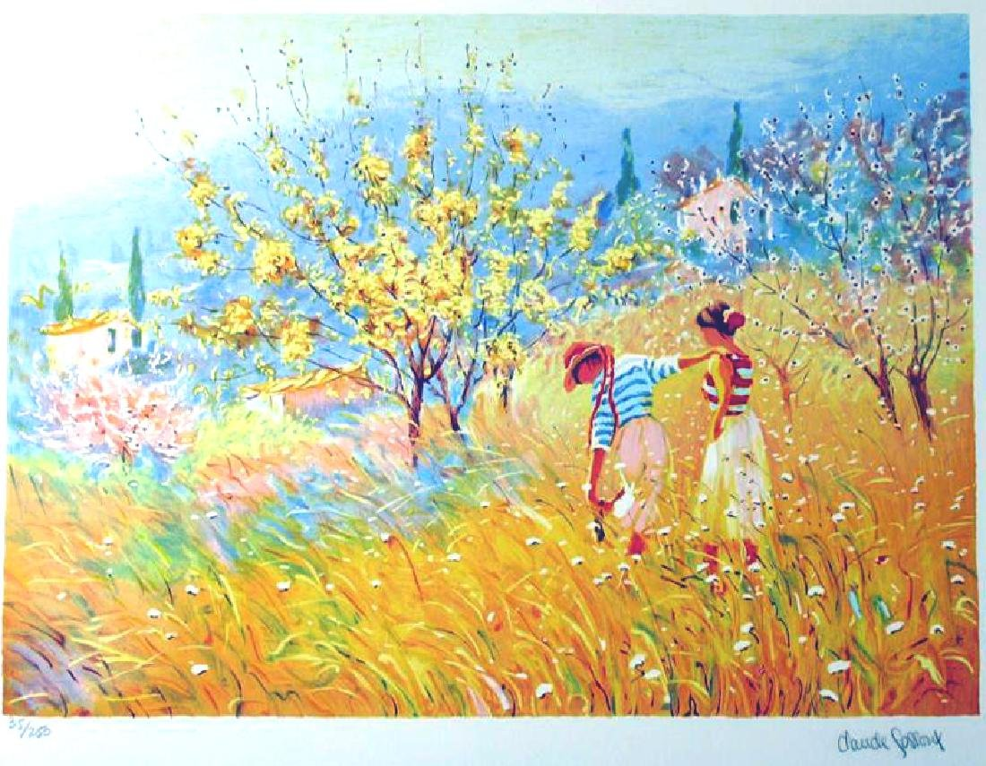 Impressionism Colorful Signed Limited Ed LIQUIDATION