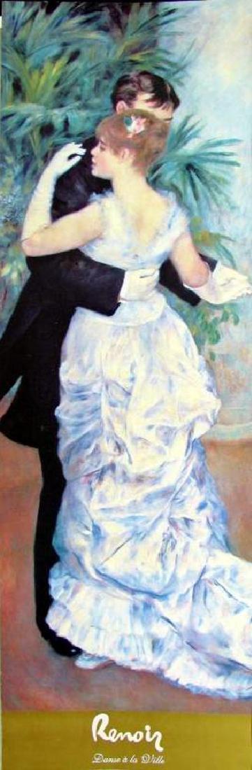 Pierre Auguste Renoir Danse A La Ville 1994 - 2