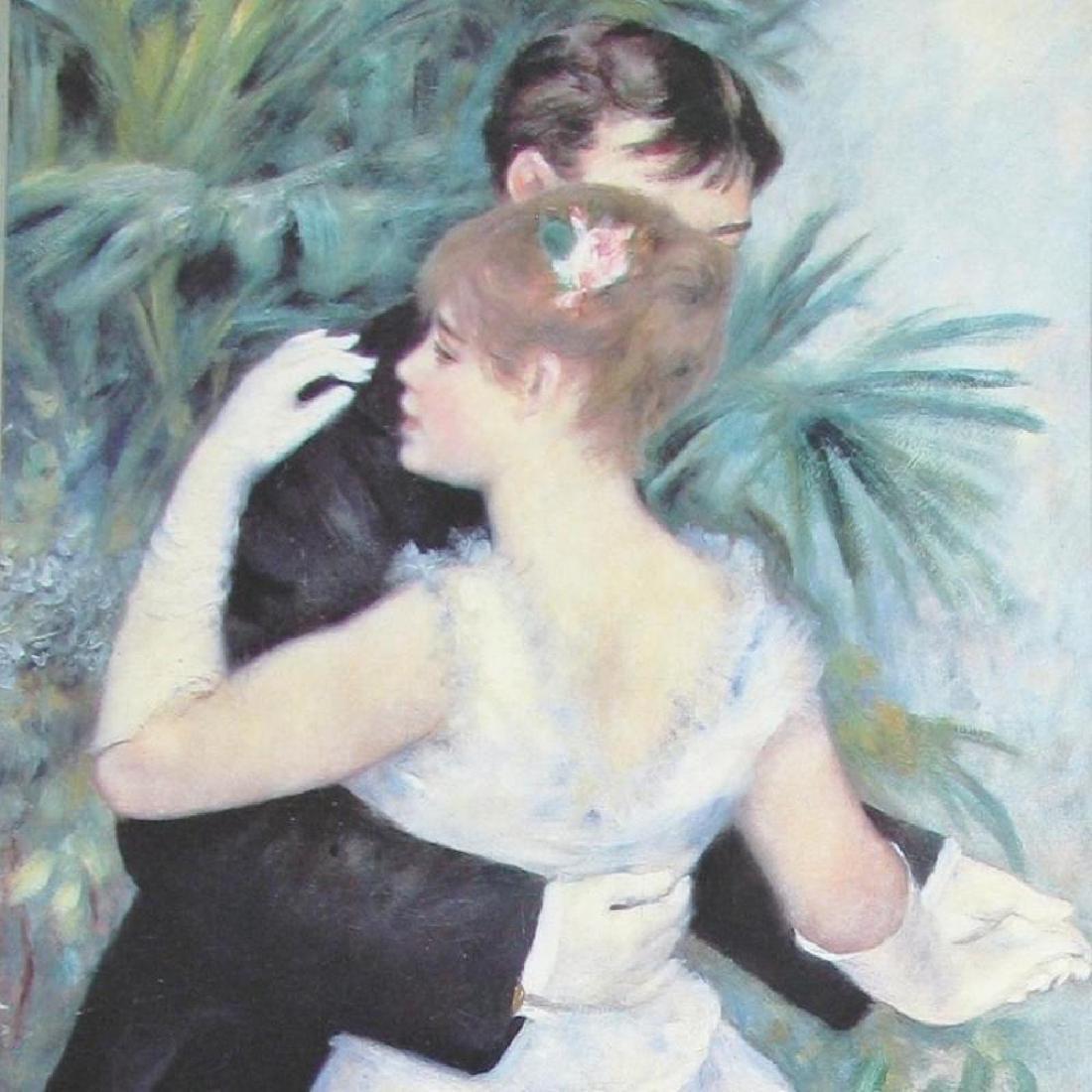 Pierre Auguste Renoir Danse A La Ville 1994 - 4