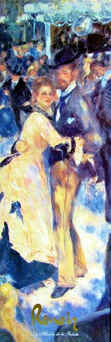 Pierre Auguste Renoir Le Moulin De La Galette 1994