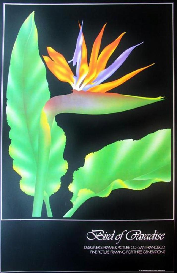1980 Birds Of Paradise - 2