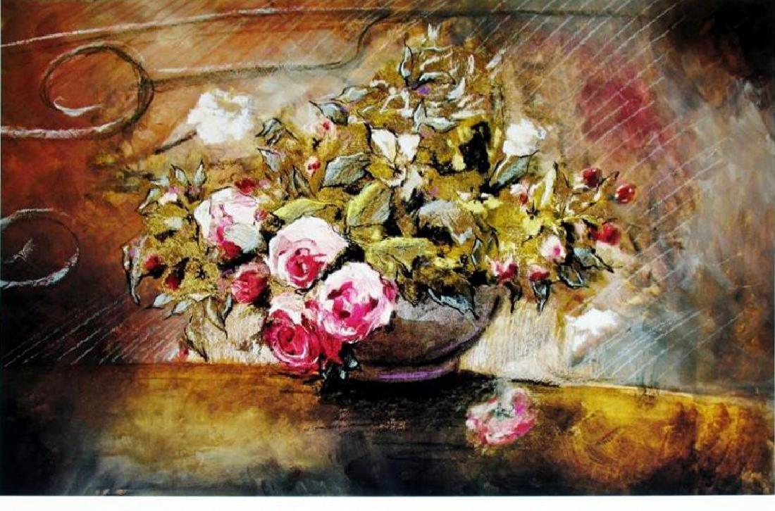 1998 Douglas Neo Classical Floral - 2