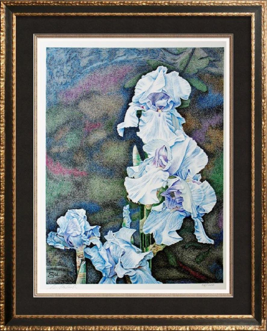 Hand Signed & Numbered 75/1000 Floral Print