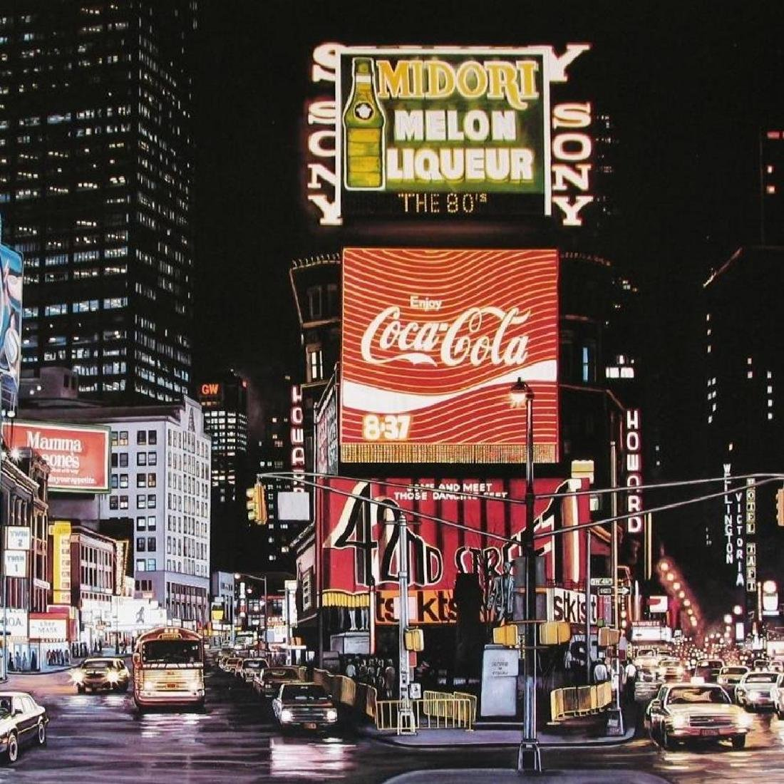 New York Times Square Large Realism Great Poster - 2