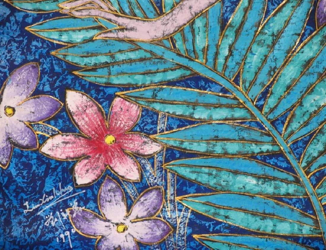 Asian Colorful Art Original Stone ORIG Student TING - 6