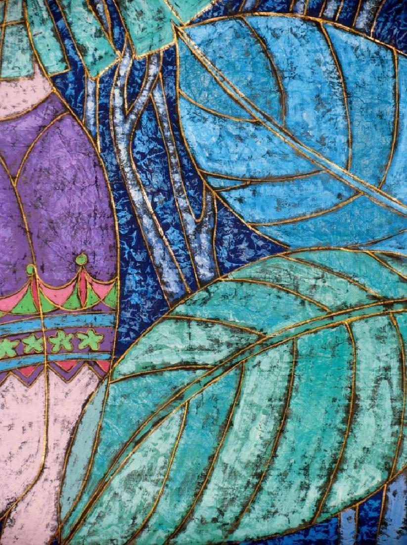 Asian Colorful Art Original Stone ORIG Student TING - 7