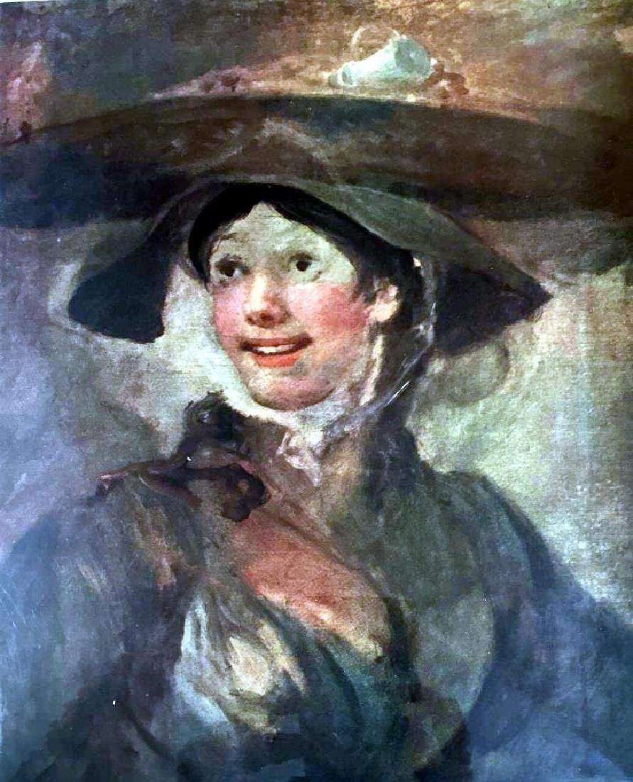 Masterpieces of British Painting by  William Hogarth: - 2