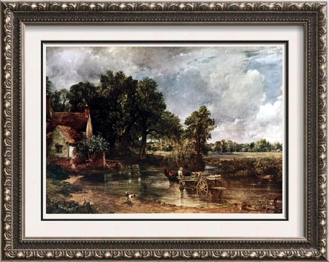 Masterpieces of British Painting by  John Constable: