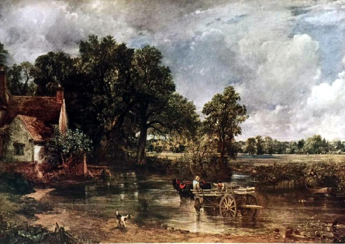 Masterpieces of British Painting by  John Constable: - 2