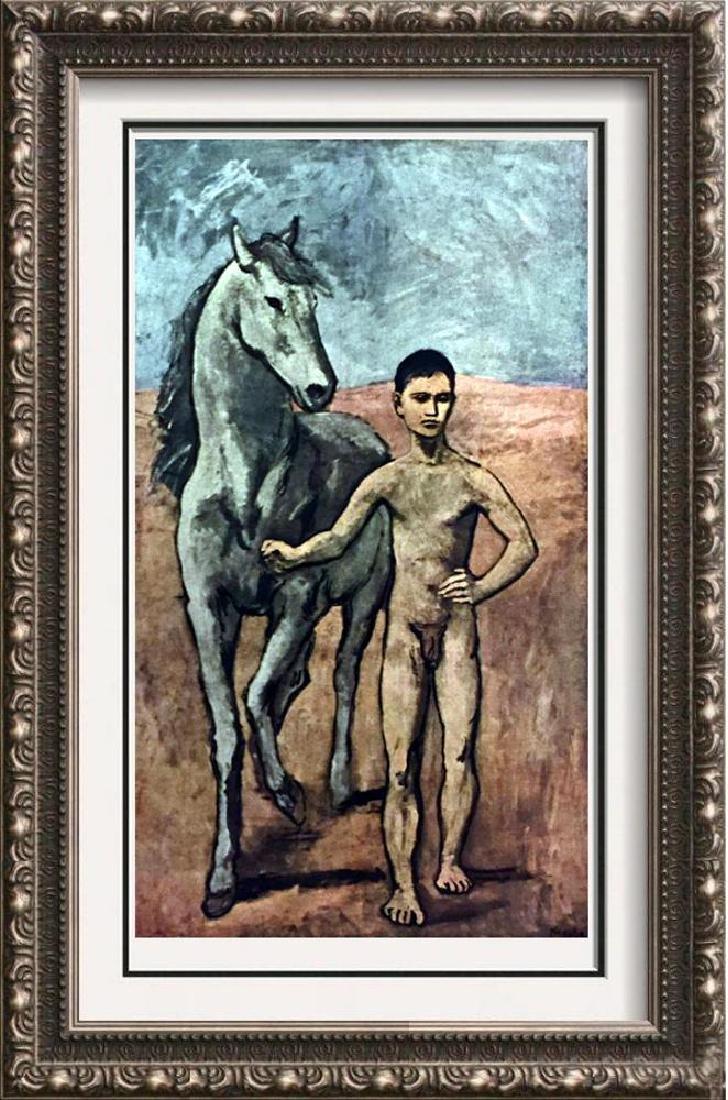 Pablo Picasso Boy Leading a Horse c.1905 Fine Art Print
