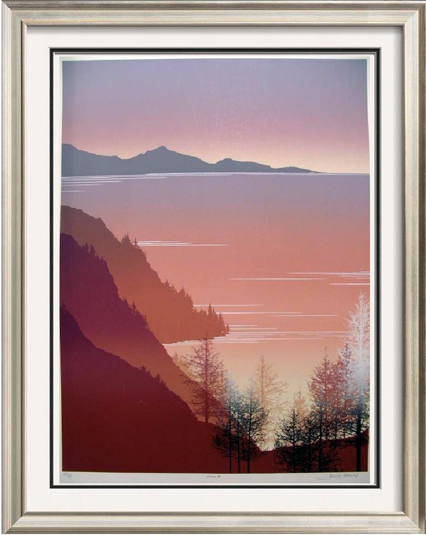 Beautiful Abstract Modern Ltd Ed Art Signed