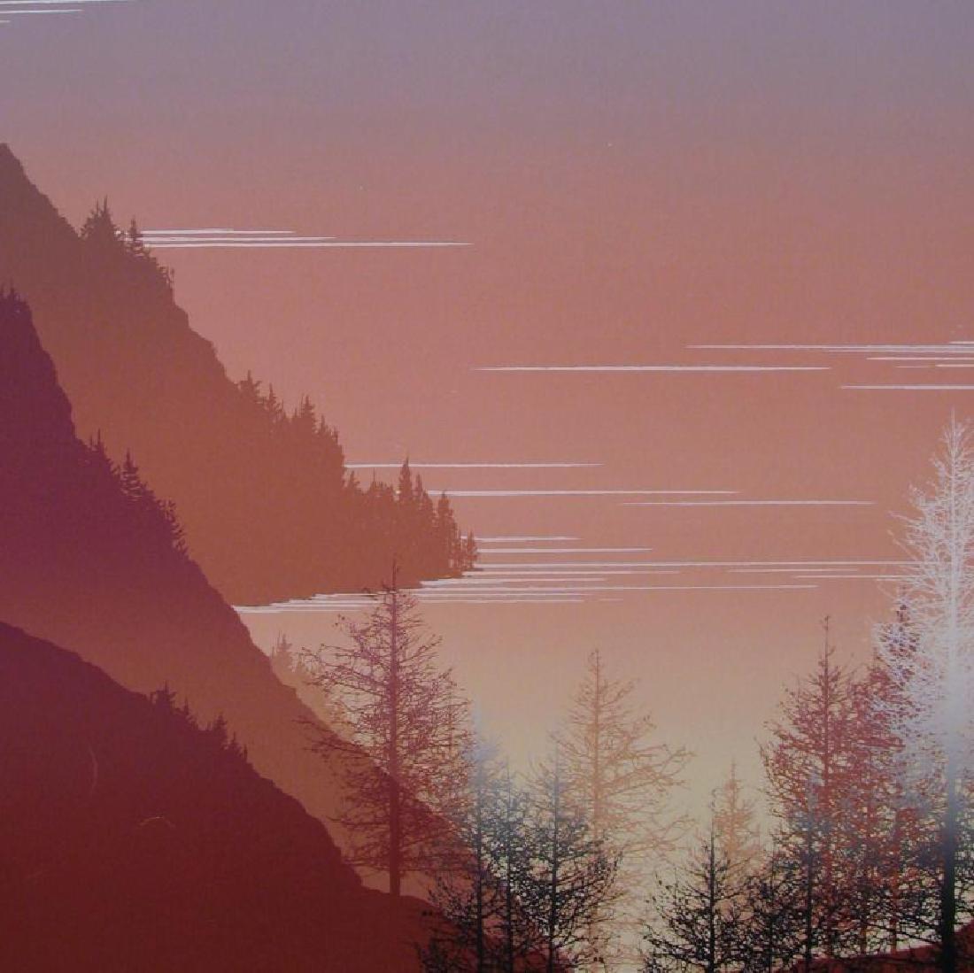 Beautiful Abstract Modern Ltd Ed Art Signed - 3