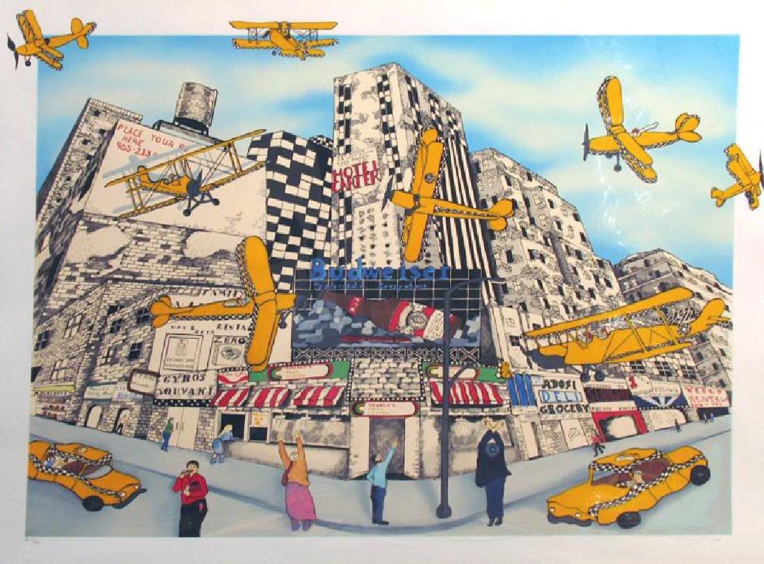 London Sky Cab Linnea Pergola Ltd Ed Liquidation